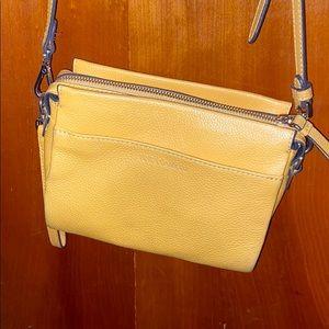 Vince Camuto Yellow Crossbody Bag